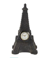 Eyfel formalı masa saatı