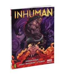Inhuman 1 - Yeniden Doğuş