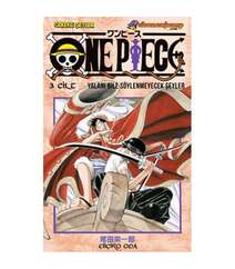 One Piece 3. Cilt Yalanı Bile Söylenmeyecek Şeyler