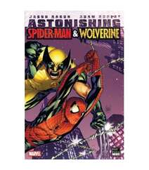 Astonishing Spider-Man - Wolverine