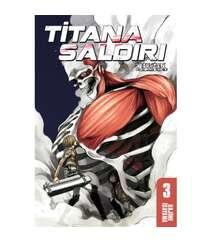 Titana Saldırı - 3