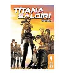 Titana Saldırı - 4
