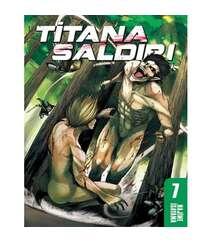 Titana Saldırı - 7