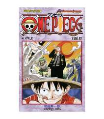 One Piece 4. Cilt Yeni Ay