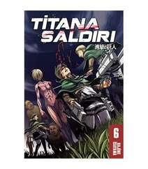 Titana Saldırı - 6