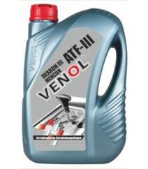 Sürət qutusu yağı - Venol ATF III G (Sarı)   5L