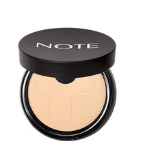 Note Powder Compact  Luminous Silk