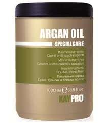 """Argan oil special care"" Arqan tərkibli maska - 1000 ml"