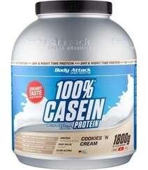 100 Casein Protein 1800gr Chocolate