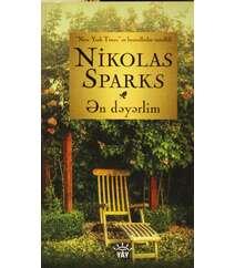 Nikolas Sparks - Ən dəyərlim