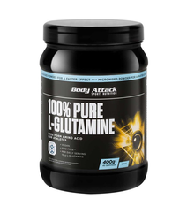 Body Attack 100 pure l-glutamine