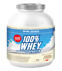 Body Attack 100 Whey Strawberry 2.3kg