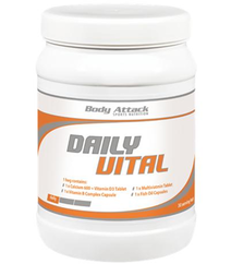 Body Attack Daily Vital(Vitamin toplusu)