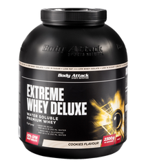 Body Attack Extreme Whey Deluxe White Choc 2300gr