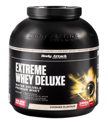 Body Attack Extreme Whey Iso Deluxe Cookies 2300gr