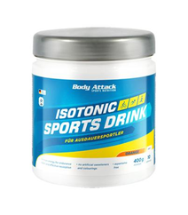 Body Attack Isotonic Sports Drink 400gr