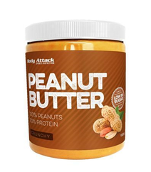 Body Attack Peanut Butter Crunch 1kg(Proteinli fıstıq yağı)