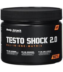 Body Attack Testo Shock 2.0(testesteron artırıcı vasitə)