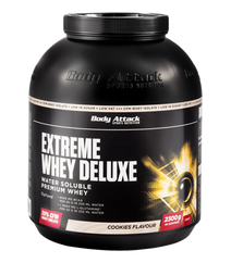 Extreme Whey Deluxe Chocolate Coconut 2300gr