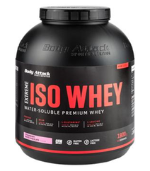 ISO WHEY Strawberry White Chocolate 1800gr