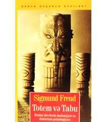 """Sigmund Freud - """"Totem və Tabu """""""