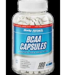BCAA Capsules 180caps