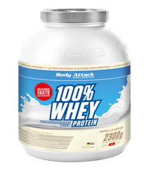 Body Attack 100 Whey Chocolate Hydralized 2300gr