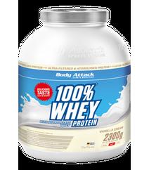 Body Attack 100 Whey Chocolate Hydralized 2300gr