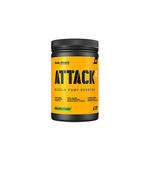 Body Attack 2 Muscle Pump Booster Green Apple(energetik)