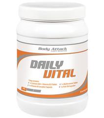 Body Attack Daily Vital(Vitamin toplusu)