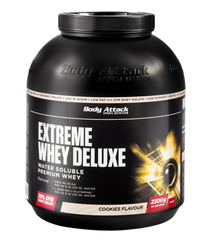 Body Attack Extreme Whey Deluxe Banana 2300gr