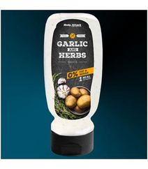 Garlic and Herbs Sauce 320ml(0%  yagliliqli ve sekerli sous)