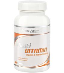 Body Attack Multi Vitamin 140gr