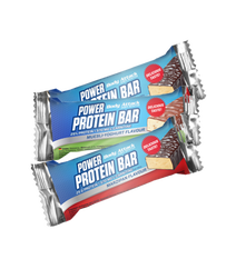 Body Attack Power protein bar muesli yoghurt