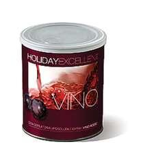 """Qırmızı şərab ilə mum """"Holiday"""" – 800 ml"""