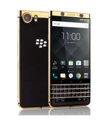 BlackBerry Keyone 32GB 4G LTE Special Edition Gold Plated Arabic