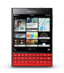BlackBerry Passport 32GB LTE Red