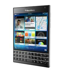 BlackBerry Passport 32GB LTE Black
