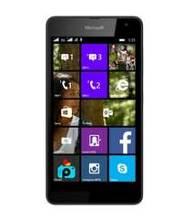 Microsoft Lumia 535 8GB 3G Black