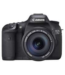 CANON EOS 7D WITH EF-S 18-135MM F/3.5-5.6 IS KIT