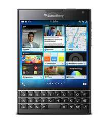 BLACKBERRY PASSPORT BLACK ARABIC