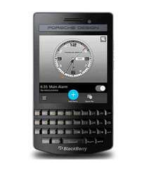 BLACKBERRY PORSCHE DESIGN P'9983 GRAPHITE ARABIC