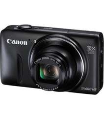 CANON POWERSHOT SX400 IS DIGITAL CAMERA BLACK