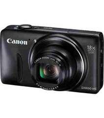 CANON POWERSHOT SX600 HS DIGITAL CAMERA BLACK