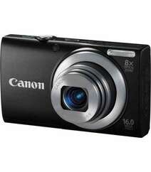 CANON POWERSHOT A4000 IS DIGITAL CAMERA BLACK
