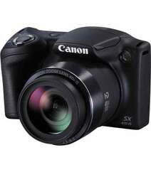CANON POWERSHOT SX410 IS DIGITAL CAMERA BLACK