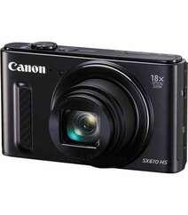 CANON POWERSHOT SX610 HS DIGITAL CAMERA BLACK