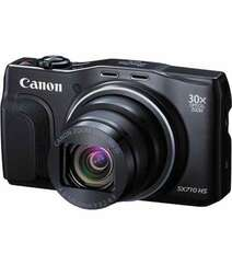CANON POWERSHOT SX710 HS DIGITAL CAMERA BLACK