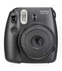 FUJIFILM INSTAX MINI 8 INSTANT FILM CAMERA BLACK