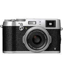 FUJIFILM X100T DIGITAL CAMERA SILVER